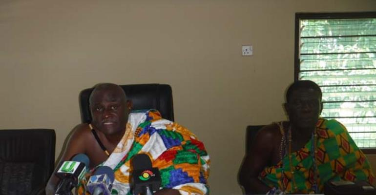 Osu Mantse Leads Accra House Of Chiefs