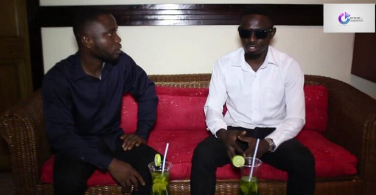 Comedian Waris Gets Upclose With OdarteyGH after his 'paedophilic' tweet about Sarkodie's daughter
