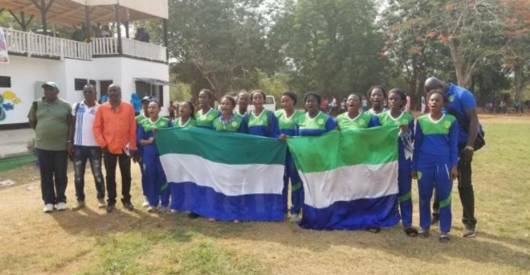 Cricket: Gallant Ghana Celebration Cut Short As Sierra Leone Defend Title