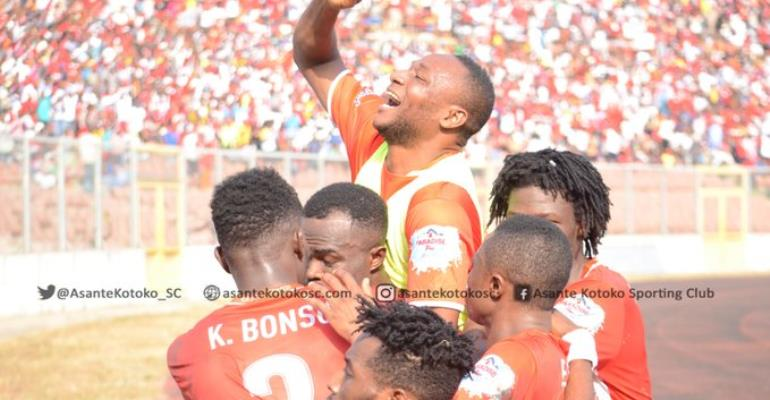 HISTORY: Asante Kotoko Clocked GH639,000 Against Coton Sports In Kumasi