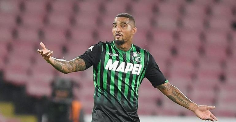 KP Boateng To Undergo Medicals At Barcelona Tomorrow