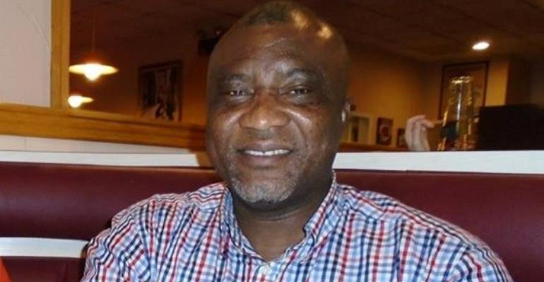 I've not been sacked as Airport security director – Hopeson Adorye