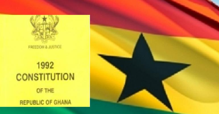 Time To Revamp Ghana's Constitution