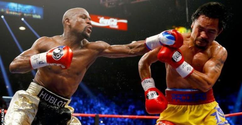 Pacquiao: I Want Mayweather Rematch