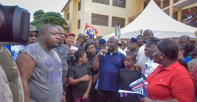 Parliamentary By-Election: Bawumia Courts More Support For Seyram