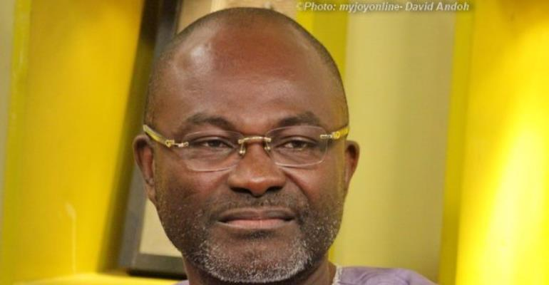 Arrest And Prosecute Kennedy Agyapong For The Killing Of Ahmed Hussien- Suale   - Minority