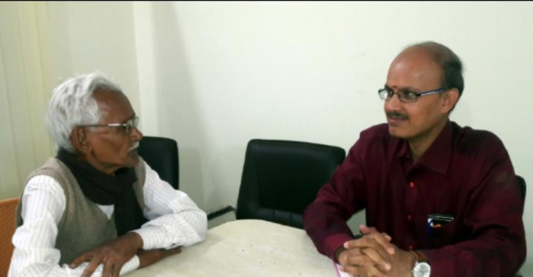 Chennai Apollo Doctor Conducts GPC Clinic, Next Turn For Ayurvedic College Physicians
