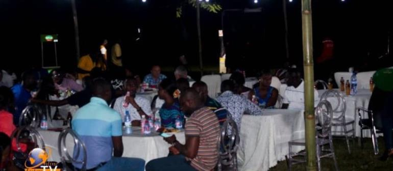 It was all joy for corporate Kumasi