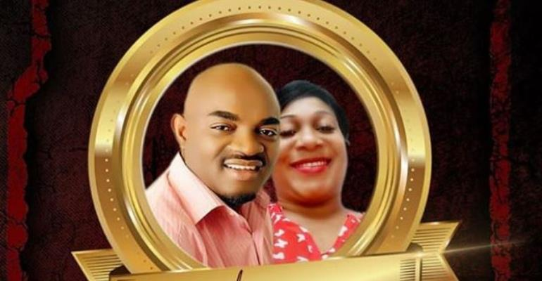 AGN President, Emeka Rollas Celebrates 15th year Wedding Anniversary
