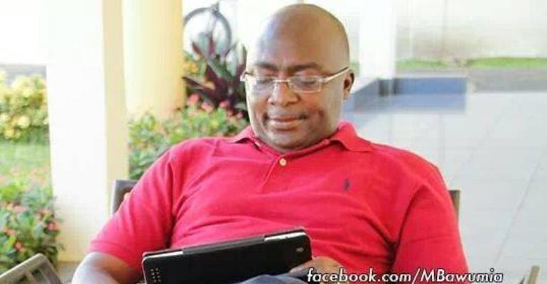 Alhaji Dr Mahamudu Bawumia