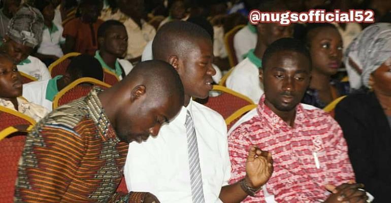 NUGS Meets Ghanaian Students In Benin