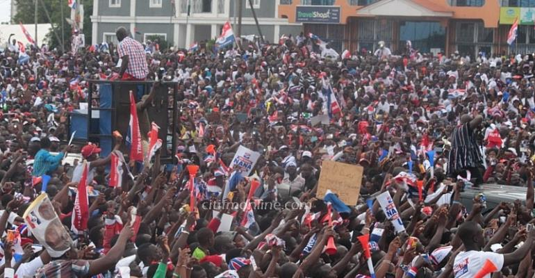 NPP Extraordinary Delegates Conference Slated For Sunday