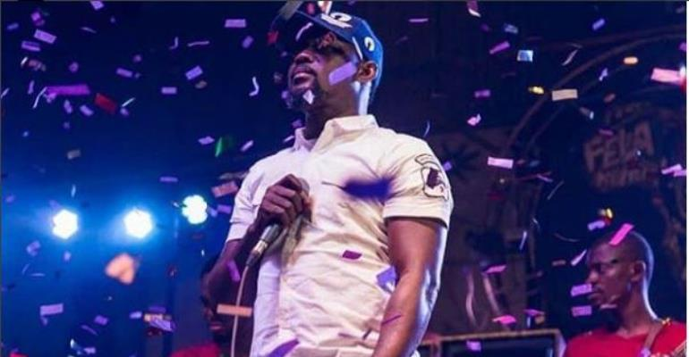 Singer, Alabi Pasuma Sympathizes with K1 Over Lose of Daughter