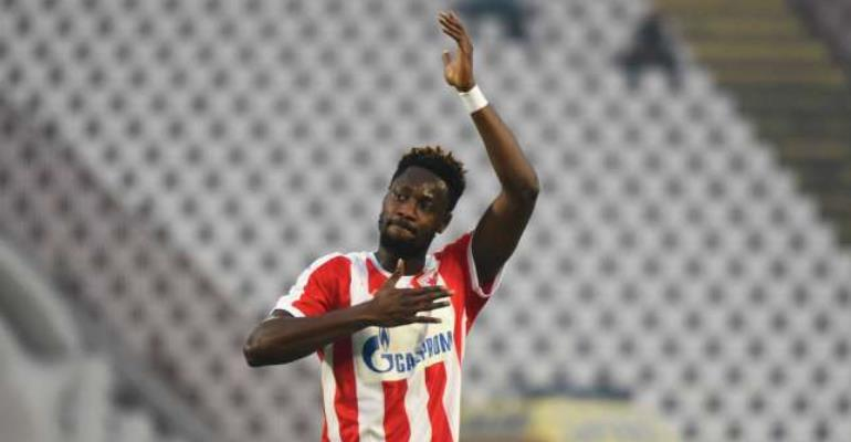 Richmond Boakye Yiadom Reveals Asamoah Gyan Is The Inspiration Behind His Goal Scoring Exploits