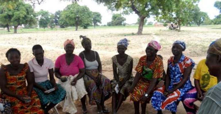 Saboba Women Benefits From VSLA Savings