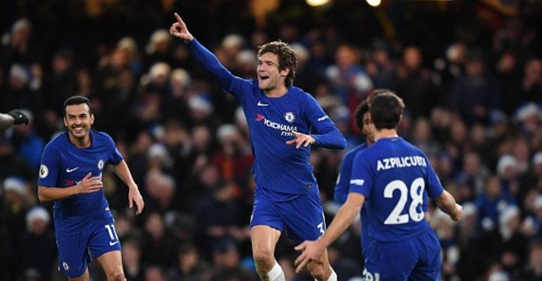 Premier League Round-Up: Wins For Chelsea, Arsenal And Huddersfield