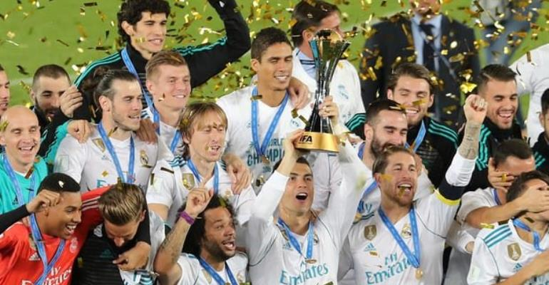 Ronaldo Scores Winner As Real Madrid Win Club World Cup