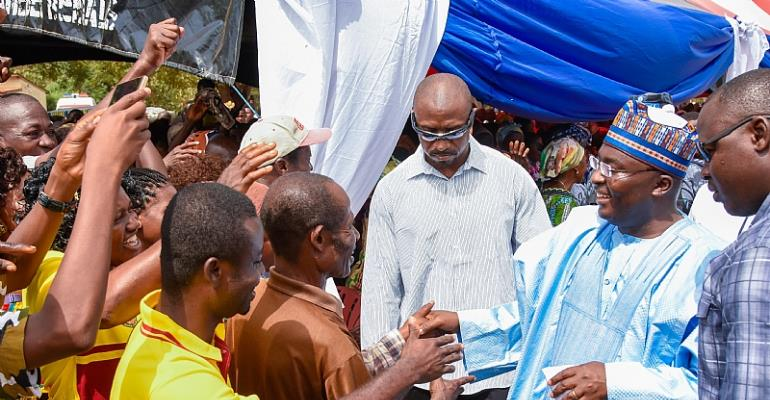 Saboteurs Of Free SHS Will Face Sanctions—Bawumia