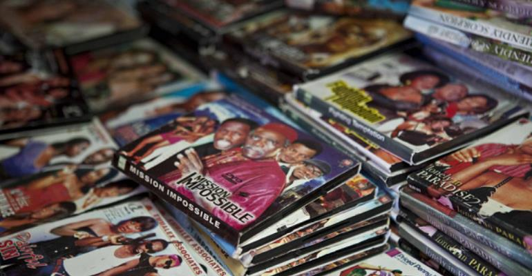 Censors Board Raids Wuse market, seizes pirated films