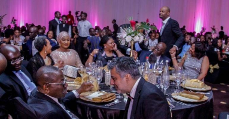 Trade Min. Confirms Expatriate Businesses Paid $100k To Sit By Akufo-Addo