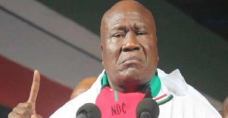 Mr Kofi Portuphy Is The National Chairman Of The NDC