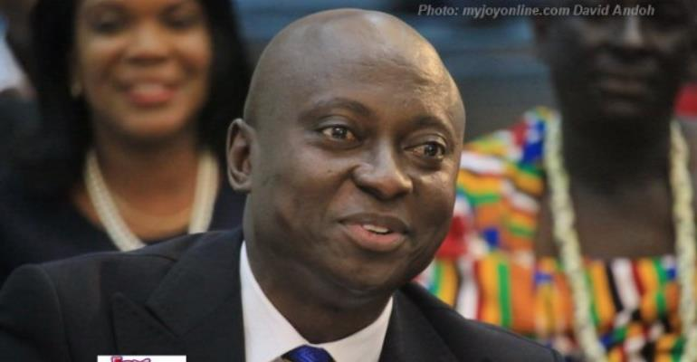 Cabinet Work Clashes With Parliamentary Duties--Atta Akyea On Absenteeism