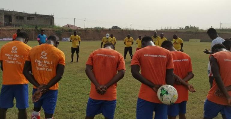 Kotoko fine three players for breaking club rules