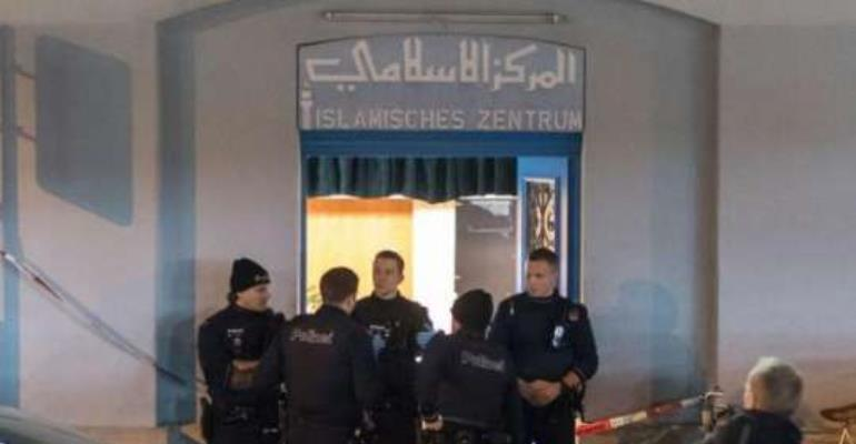 Suspected shooter at Zurich Islamic center found dead