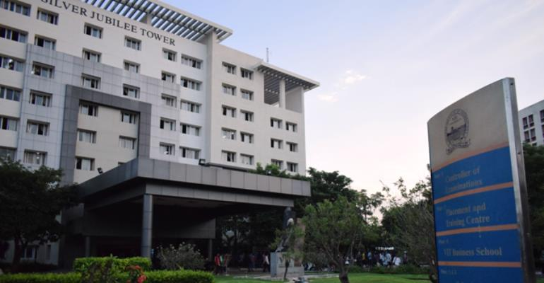 MBA Admission 2018 at VIT Business School Vellore, Chennai Campus