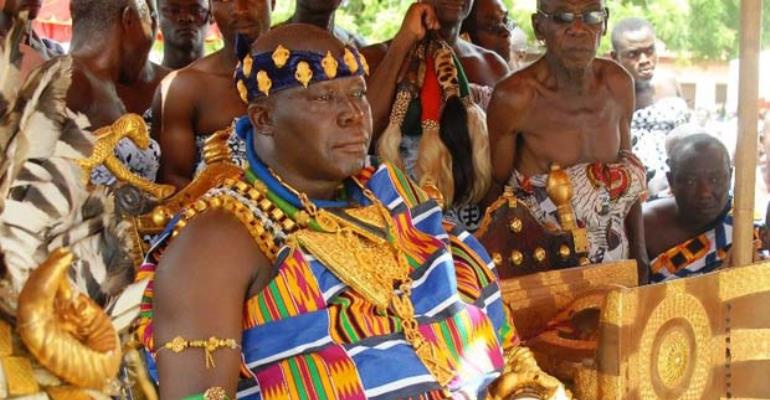 Between The Forest And The Sea – Akwasidae Of Asanteman On Our Minds