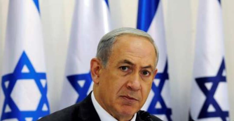 Israel's Netanyahu under fire for comparing his plight to settlers