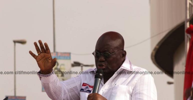 Manya Krobo To See Massive Development--Akufo-Addo