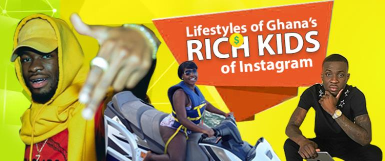 The 'Rich Kids' Of Instagram: Ghana Vs. Nigeria