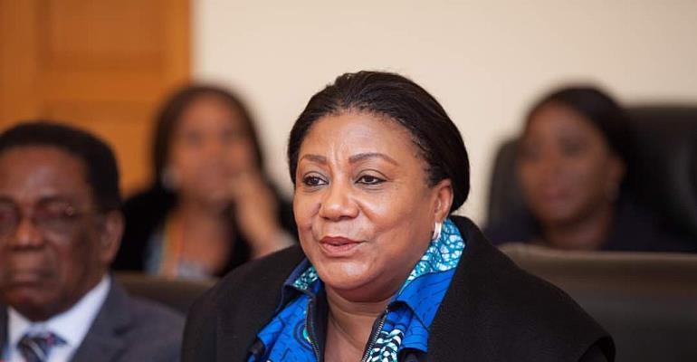 Rebecca Akufo-Addo Tackles Korle-Bu Children's ICU As The Next Project