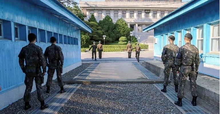 North Korean Soldier Defects Across Border, Says South Korea's Military class=