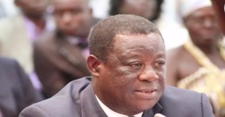 Kwasi Amoako-Atta, Roads and Highways Ministry