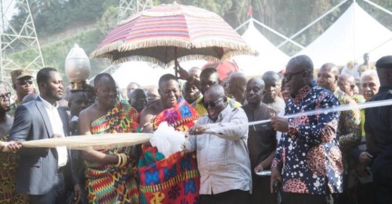 4year Shutdown Obuasi Gold Mine Reopened