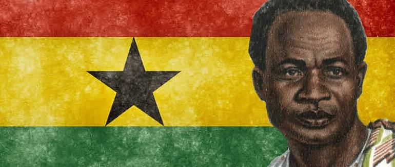 The national anthem contains the key to Ghana's blessing