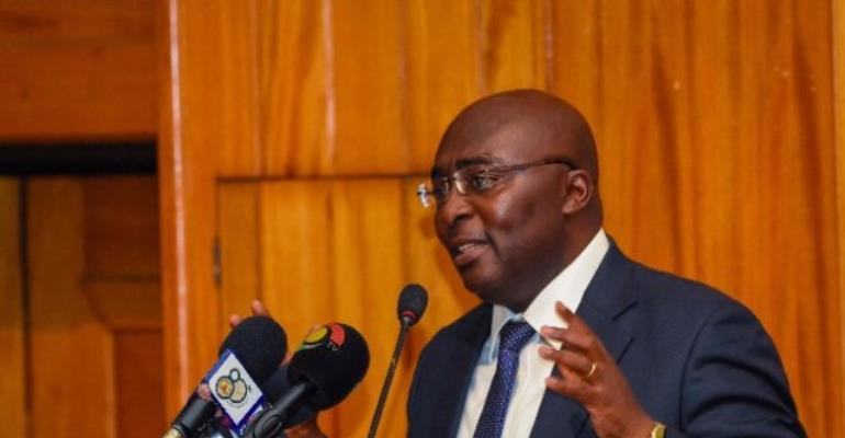 Bawumia Wants Inclusive Governance in Africa