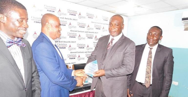 Goldstar Air Receives International Award