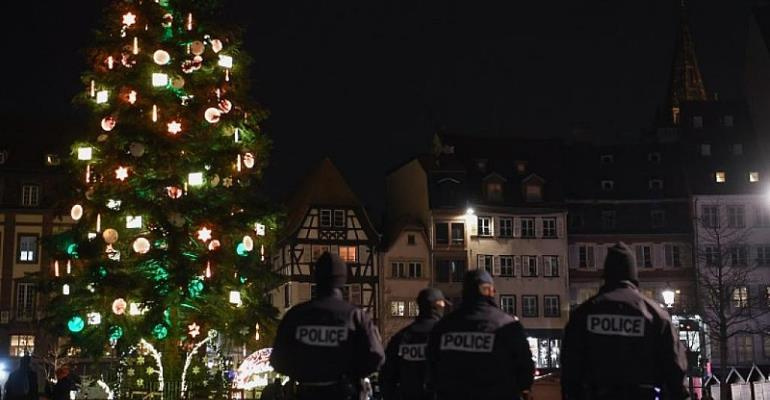 Strasbourg gunman pledged allegiance to IS