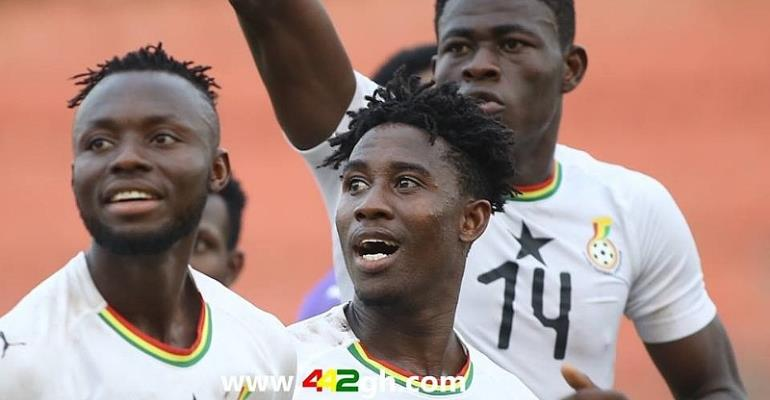 Ghana To Face Gabon In CAF U-23 AFCON Qualifiers