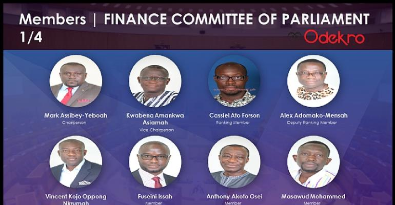 See The MPs Who Approved Budget For Special Development Initiatives
