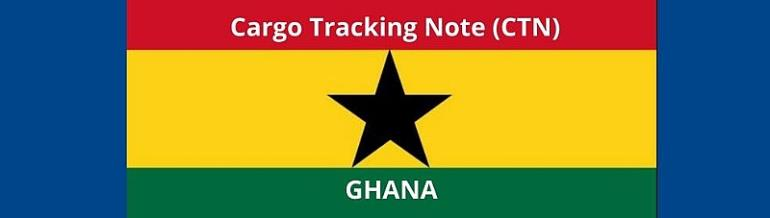 Re Advanced Shipment Information (ASHI) Or Cargo Tracking Notes (CTN)