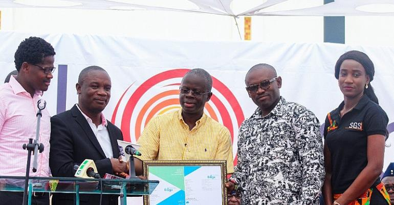 Takoradi Shopping Mall Receives EDGE Green Building Certification After Atlantic Tower