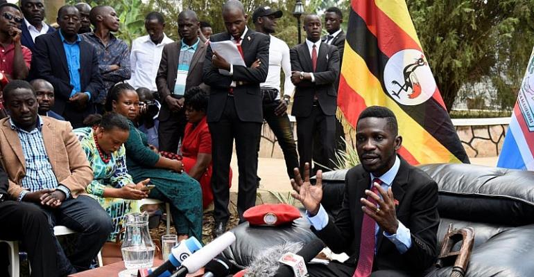 Focus on Africa: Bobi Wine Boxing Day concert banned