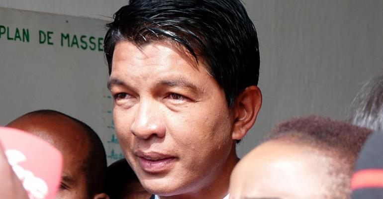 Election commission confirms Rajoelina as Madagascar president