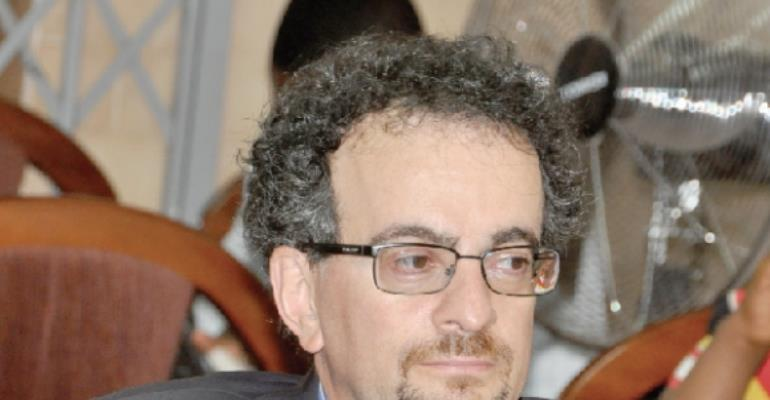 Jon Benjamin, British High Commissioner