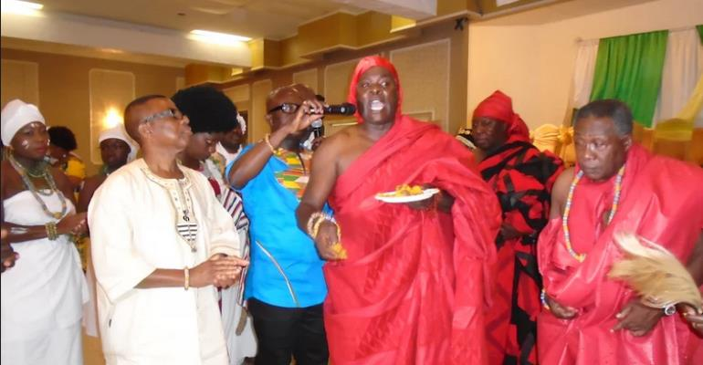 Ghanaian Chiefs Were Delightful To Watch In Toronto In 2016