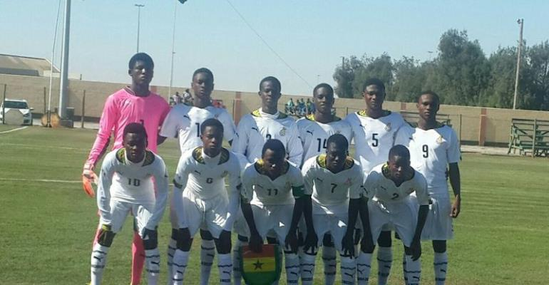SHOCKER: Black Starlets camping for CAF U17 Nations Cup on hold until new Sports Minister is sworn-in
